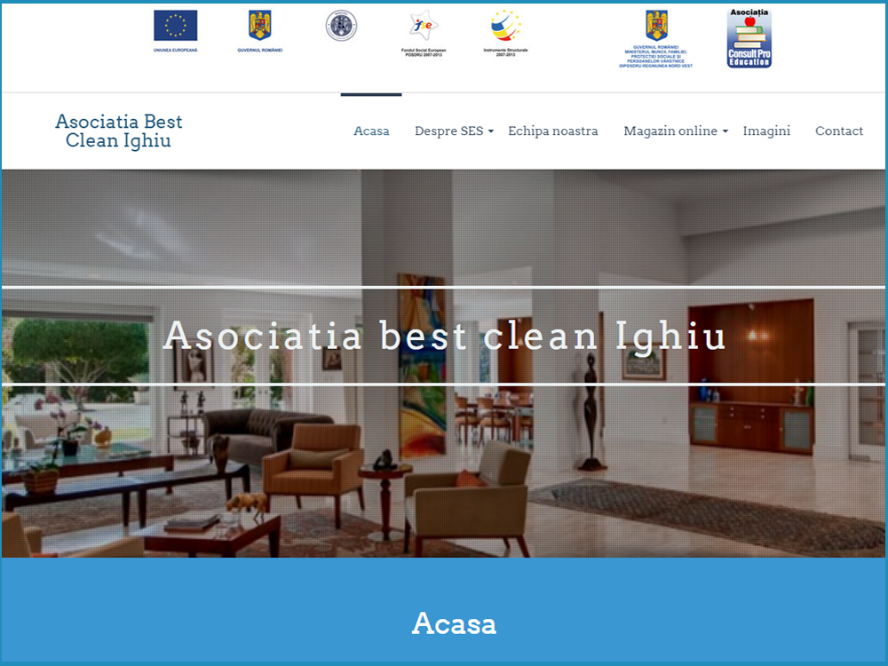 Asociatia Best Clean Ighiu